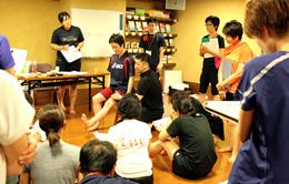 コンディショニングトレーナー養成講座イメージ