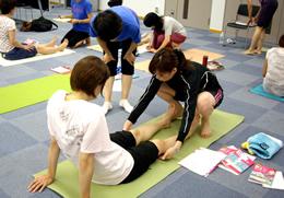 膝・股関節コンディショニング6時間ワークショップ イメージ